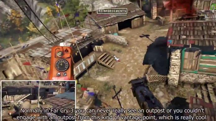 Far Cry 4 terá modo multiplayer cooperativo (Foto: Reprodução/YouTube)
