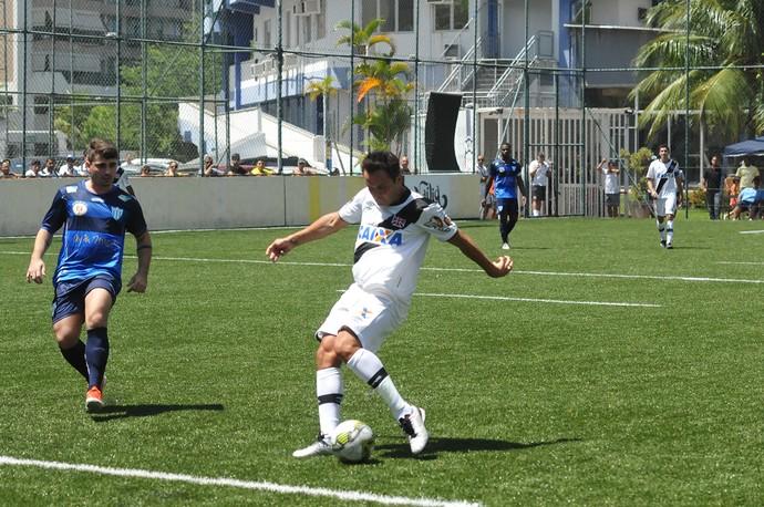 Falcão estreia pelo Vasco no Futebol 7 (Foto: Sidnei Parraro )