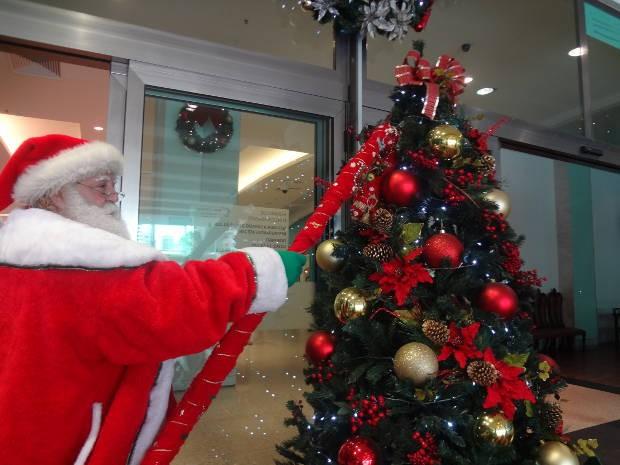 03b2a141e G1 - Papais Noéis de Belém revelam os segredos da profissão natalina ...