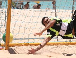 Paraibano de Futebol de Areia (Foto: Francisco França/Jornal da Paraíba)