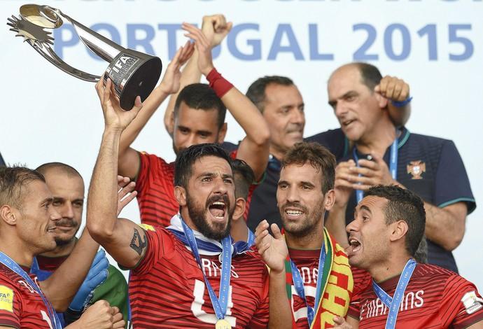 Portugal bate Taiti na final e conquista a Copa do Mundo Fifa pela ... 5704917db09f6