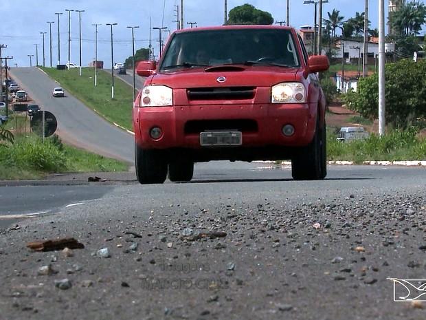 60 multas já foram aplicadas por farol apagado em rodovias do Maranhão (Foto: Reprodução/TV Mirante)
