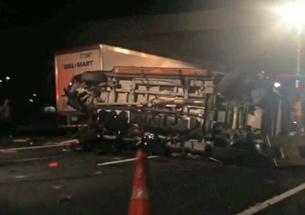 Motorista de caminhão que causou acidente no qual Tracy Morgan ficou ferido foi indiciado (Foto: Will Vaultz Photography/AP)
