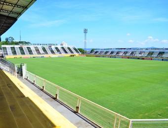 Estádio Nabi Abi Chedid Bragantino (Foto: Danilo Sardinha/GloboEsporte.com)