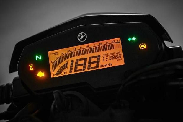 Yamaha Fazer 250  (Foto:  Stephan Solon / Divulgação )