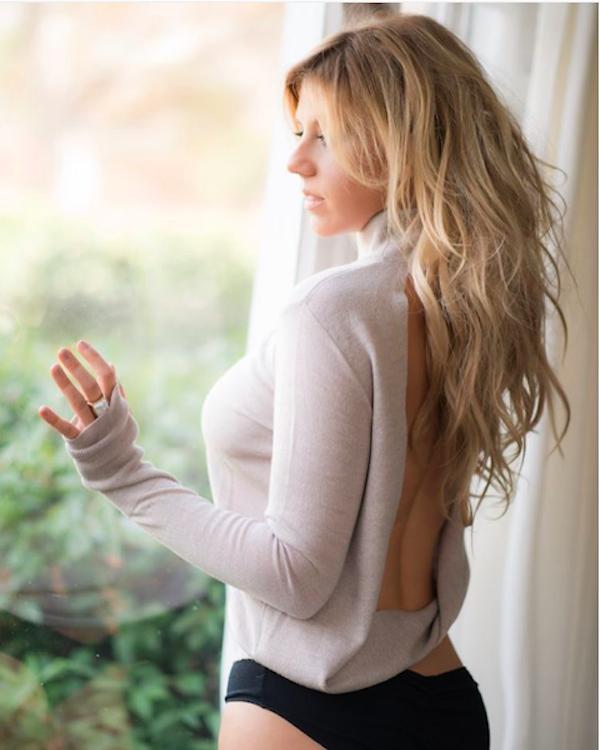 A atriz Jodie Sweetin (Foto: Instagram)