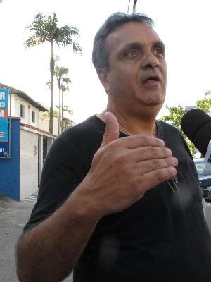 Tio da vítima diz que jovem está abalada (Foto: Anna Gabriela Ribeiro / G1)