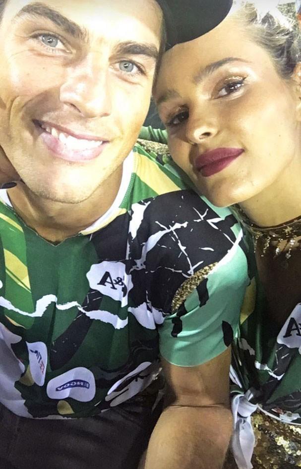 Evandro Soldati e Yasmin Brunet (Foto: Reprodução Instagram)