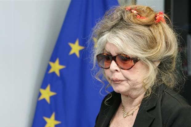 A atriz francesa Brigite Bardot em junho de 2006 (Foto: AFP)