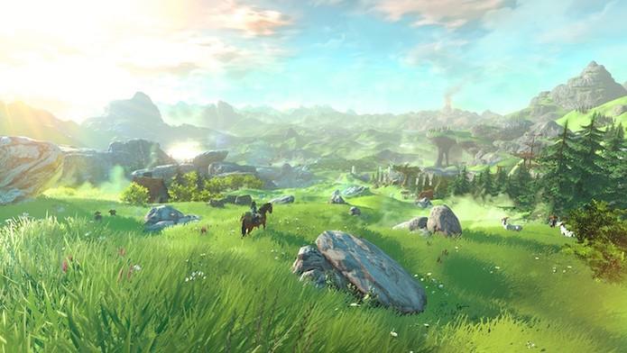The Legend of Zelda, do Wii U, foi um dos games adiados para 2016 (Foto: Divulgação/Nintendo)