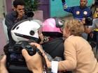 Marta visita favela de Paraisópolis e promete regularizar  8 mil lotes
