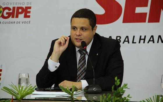 Eduardo Pelella, chefe de gabinete de Rodrigo Janot (Foto: Agência Sergipe de Notícias)