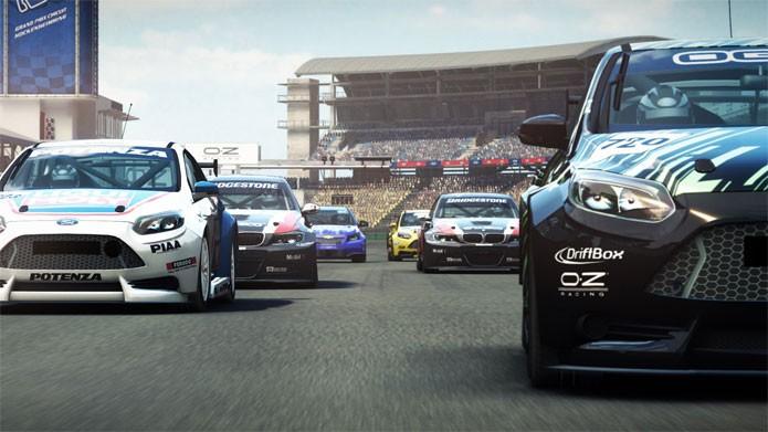 GRID Autosport (Foto: Divulgação)