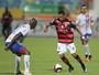 Negueba estreia, Gilmar faz três, e Atlético-GO e Itumbiara empatam