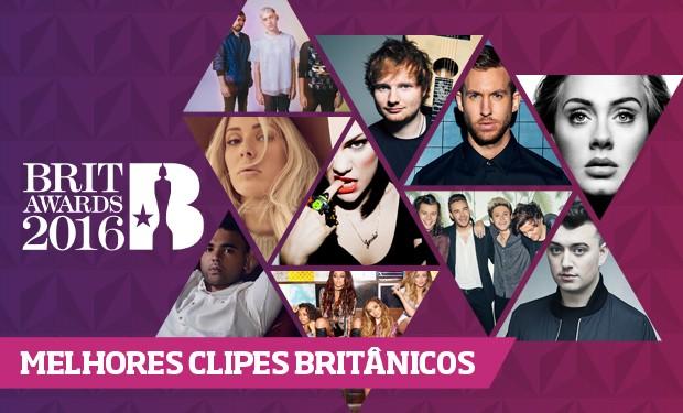 Brit - melhor clipe (Foto: Divulgao)