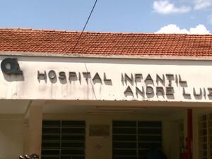 Hospital Municipal André Luis em Americana  (Foto: Reprodução/ EPTV)