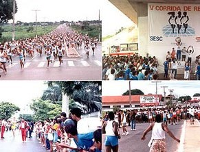 Corrida de Reis começou em 1985  (Foto: Arquivo)