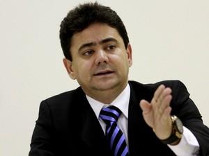 Éder Moraes é réu pelo crime de lavagem de dinheiro (Foto: Edson Rodrigues/Secom-MT)