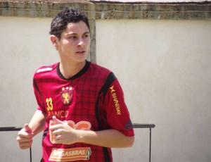 Diogo, lateral-esquerdo do Sport (Foto: Divulgação/Sport)