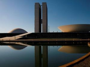 Congresso Nacional em Brasilia (Foto: Divulgação/Embratur)