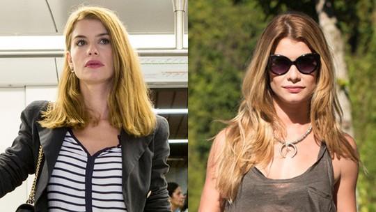 Antes e depois: confira as mudanças de visual do elenco de 'Rock Story'