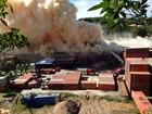 Escola do PR suspende aula por causa de fumaça em Santa Catarina