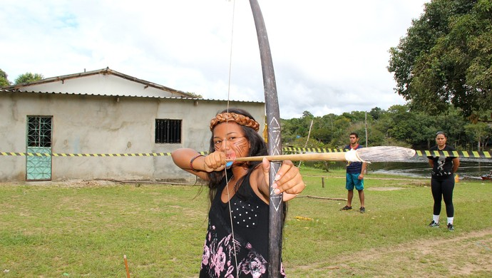 Graziela Paulino dos Santos (Foto: Adeilson Albuquerque)