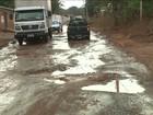 Em São José de Ribamar, moradores denunciam falta de infraestrutura