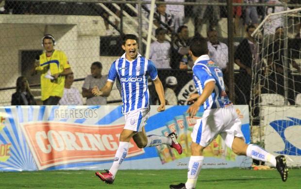 Everaldo, ASA x CSA (Foto: Ailton Cruz/ Gazeta de Alagoas)