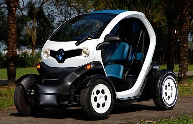 Renault Twizy (Foto: Autoesporte )