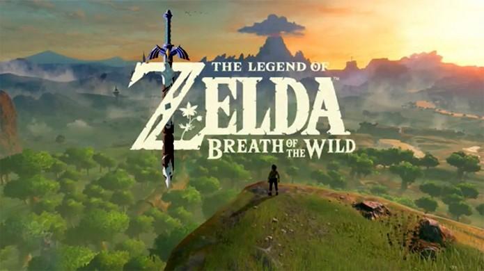 The Legend of Zelda: Breath of the Wild é o título do novo game da série apresentado pela Nintendo na E3 2016 (Foto: Reprodução/Coming Soon)