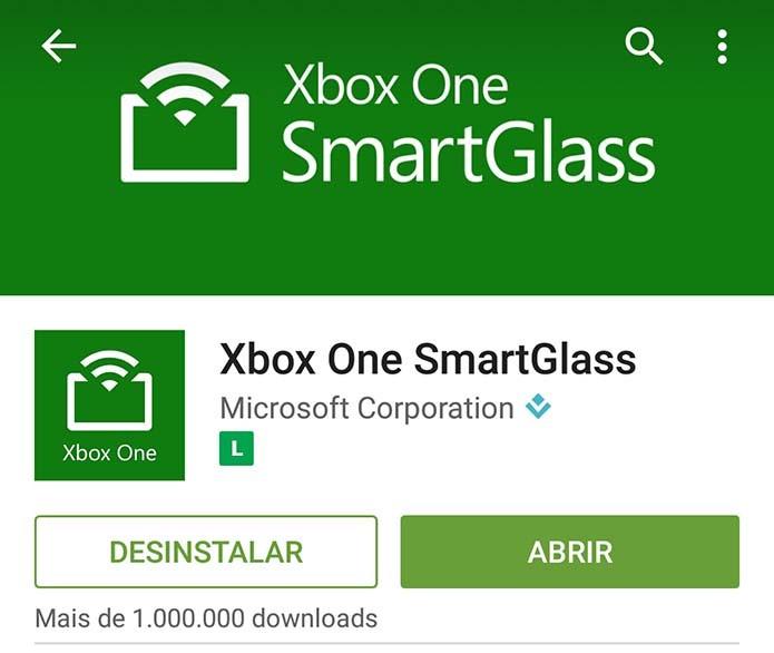 Como configurar e usar o Smartglass com o Xbox One (Foto: Reprodução/Murilo Molina) (Foto: Como configurar e usar o Smartglass com o Xbox One (Foto: Reprodução/Murilo Molina))