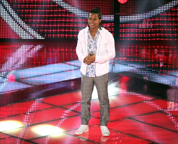 Fernando (Foto: The Voice Brasil/TV Globo)