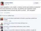 Filha de Jair Rodrigues, Luciana Mello lamenta morte: 'Difícil e sofrido'