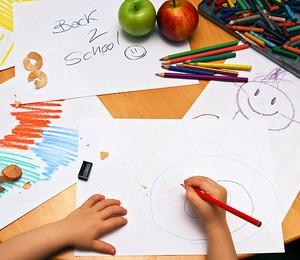 Início de um novo ano escolar significa mais despesa para os pais (Foto: SCX)