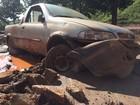 Rio Doce e o caminho da lama - Dia 7: destruição em Barra Longa