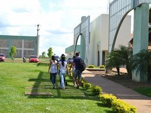 Matrículas em Palmas acontecem a partir do dia 13 de maio (Foto: Taciano Gouveia/Dicom UFT)