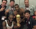 Em final de gols brasileiros, Muriqui bate Romarinho e garante título do Al Sadd
