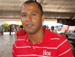 Genivaldo, goleiro do Sousa (Foto: Phelipe Caldas)