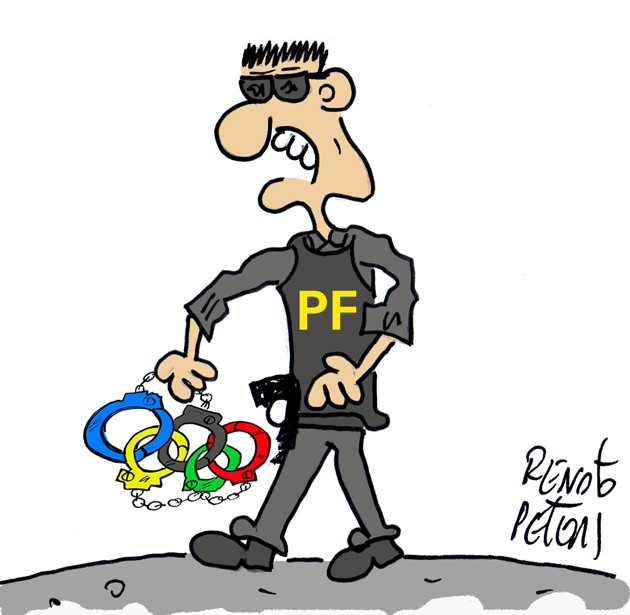 Legado-charge Peters