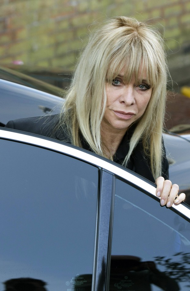 Jo Wood, ex-mulher de Ronnie Wood (Foto: Agência Reuters)