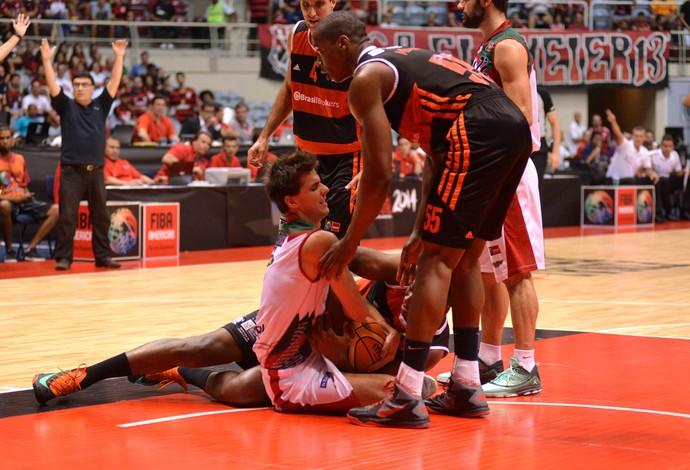 Final Four Basquete - Flamengo x Aguada (Foto: André Durão)