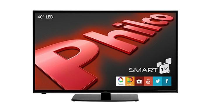 Smart TV da Philco vem com resolução Full HD e Wi-Fi (Foto: Divulgação/Philco)