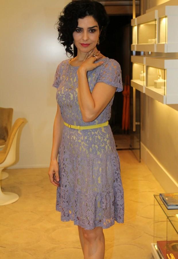 Letícia Sabatella (Foto: Thiago Duran/AgNews)