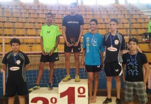 Associação Oeste Paulista de Tênis de Mesa (Foto: Isaque Augusto / Arquivo Pessoal)