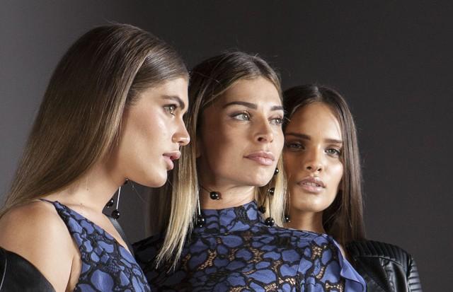 Valentina, Grazi e Taynara (Foto: Divulgação)