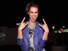 Dani Monteiro festeja dois anos do bordão 'Hoje é dia de rock, bebê'