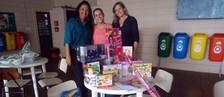 Instituto EPTV e RH fazem doação de brinquedos (Divulgação EPTV)