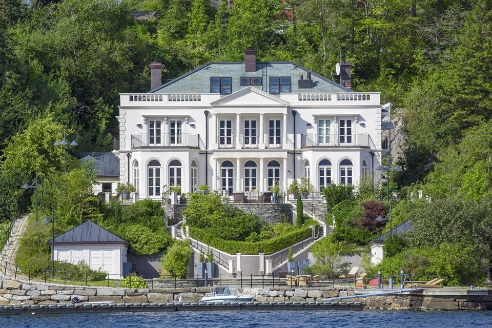 As casas mais caras de 10 pa ses ao redor do mundo poca for Foto casa classica
