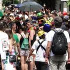 Veja agenda de blocos de rua até 9 de março (Sara Antunes / G1)
